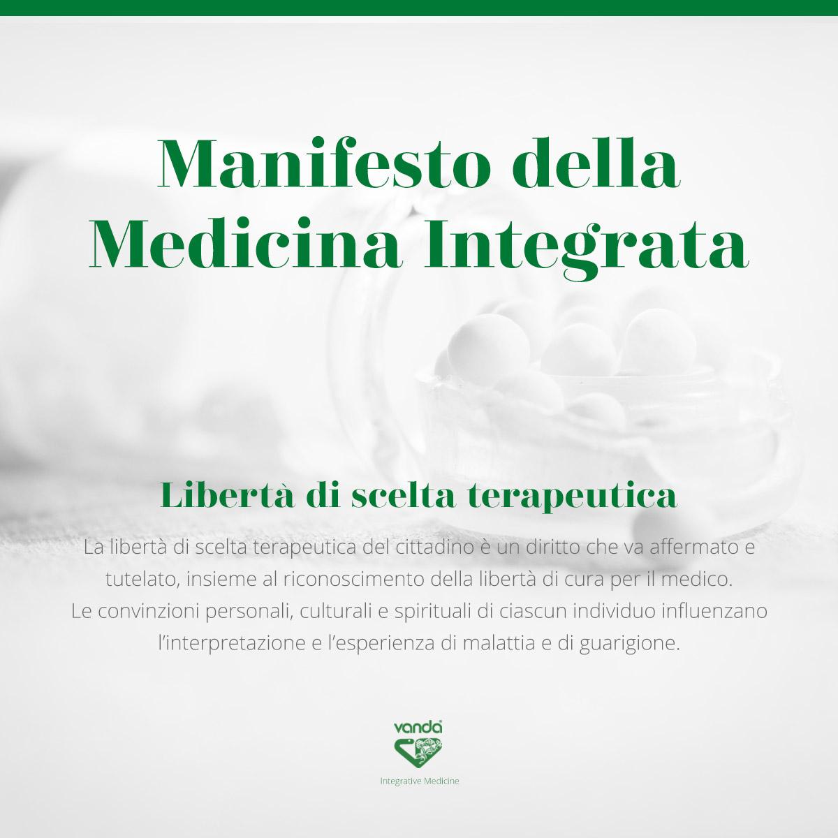 Libertà di scelta terapeutica. I Valori della Medicina Integrata 1a061534b17