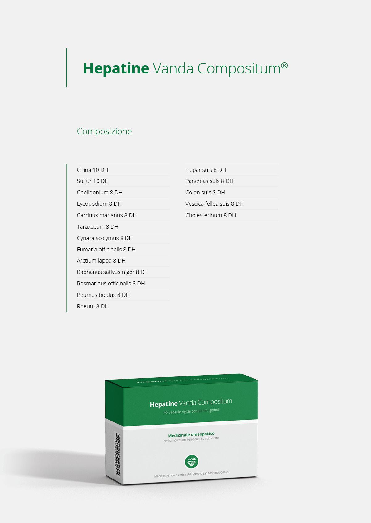 Hepatine medicinale omeopatico