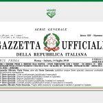 Gazzetta Ufficiale, Luglio 2018: Aic VANDA 6, VANDA 25, VANDA 7, VANDA 8