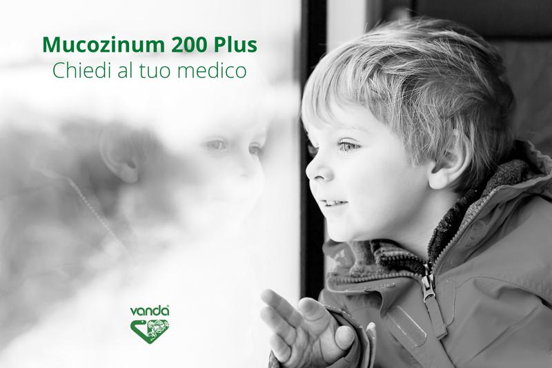 Mucozinum 200 plus medicinale omeopatia per l'influenza