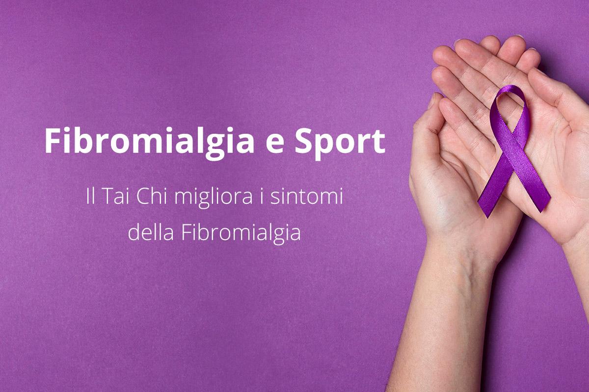 fibromialgia e sport