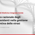 """Nuovo Webinar: """"Utilizzo razionale degli antiossidanti nella gestione preventiva delle virosi"""""""