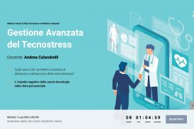 Webinar: Gestione avanzata del Tecnostress